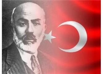 """""""Tefekkür Denizi Kurumak Üzre Bir Etiket Çağı""""nda Mehmet Âkif Olmak..."""