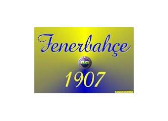 Fenerbahçe 1 oyun 0