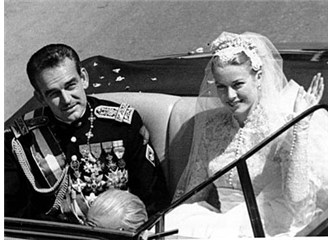 Monako Prensesi Grace Kelly