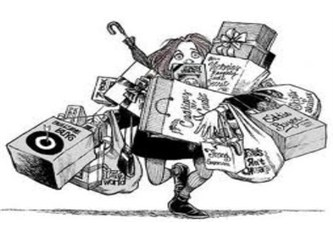 Tüketim köleliği
