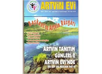 Başkent'te Artvin Rüzgarı Ankara Dikmen'deki Artvin Evinden esecek