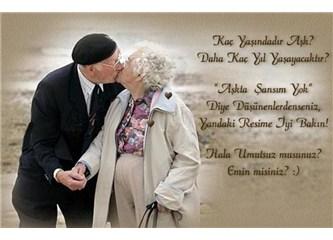 Ömür boyu evlilik olmaz