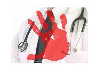 Şiddet! Şiddet! Şiddet!!! Yine doktora şiddet!!!