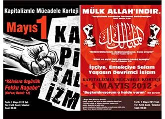 Anti-Kapitalist Müslüman Gençler  ve İslam üzeri sol romantizm sosu