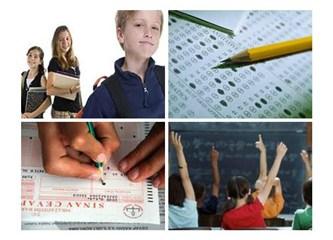 Özel okulların seviye belirleme sınavları