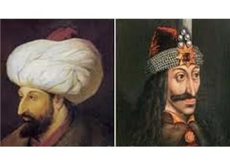 Fatih Sultan Mehmet'in, Kan kardeşi Drakula