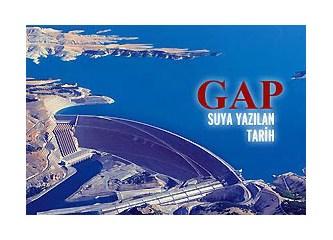 Gap projesi noldu be?