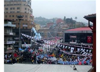 Hadi haykır Zonguldak
