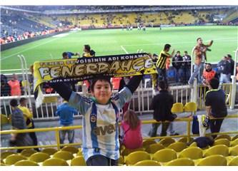 Fenerbahçe sevgisi karşılıksızdır, gerçek sevgidir