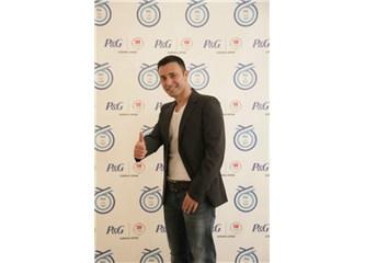Mustafa Sandal 2012 Londra Olimpiyatları elçisi oldu