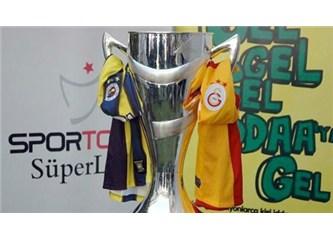 Türk Futbolu'nda bir ilk ''Şampiyonluk maçı''