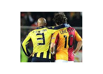 Fenerbahçe ve Galatasaraylı Futbolcular maça elele çıksınlar