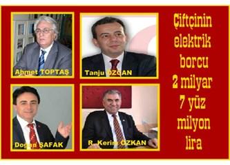 R. Kerim Özkan, Afyon, Bolu ve Niğde Vekilleriyle patates üreticilerinin sorunlarını masaya yatırdı