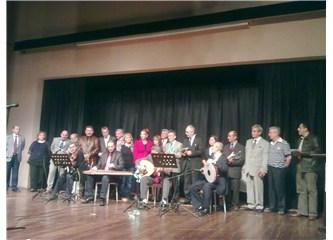 Birharf net 2011 Şarkı Sözü Yarışması Ödül Töreni Necip Fazıl Kısakürek Konser Salonunda yapıldı