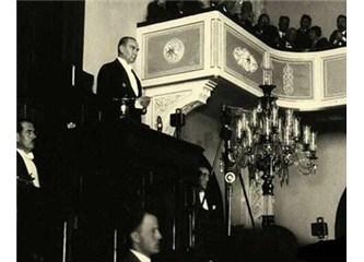 Nutuk ve Atatürk'ün Türk Gençliğine seslenişi