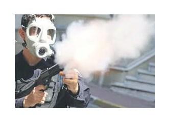 Polis biber gazı jop spor 1 Fenerbahçe 0