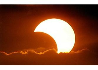 20-21 Mayıs 2012 Halkalı Güneş Tutulması ve Burçlara Etkisi