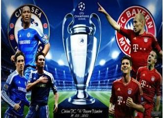 Chelsea, Bayern'i de tuzağa düşürdü
