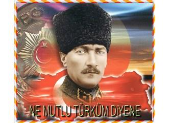 Atatürk birilerine batıyor…