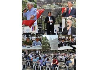 Antalya'daki Burdurlular 14. Pilav Şenliğinde buluştu