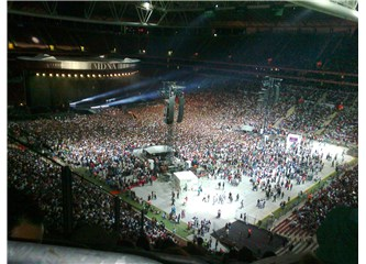 Türk Telekom Arena ve Madonna konseri - sadece şov
