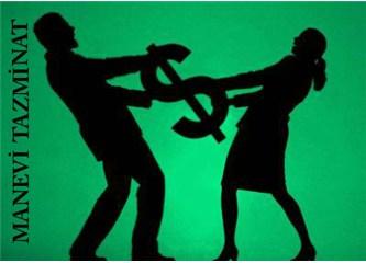Boşanmanın maddi sonuçları – II  (Manevi tazminat)