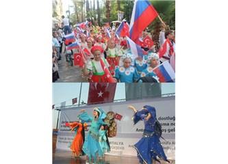 Antalya'da Rus Kültür Günleri