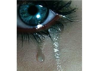Gözyaşımsın