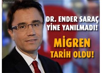 Migren Dr. Ender Saraç, Japon icadı kolye