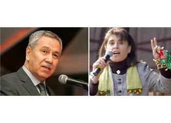 Bülent Arınç'dan Leyla Zana ve PKK ile ilgili dehşet uyandıran açıklama!