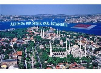 Aklımda bir şehir var: İstanbul.