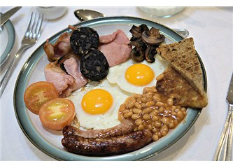 İngiliz yemekleri