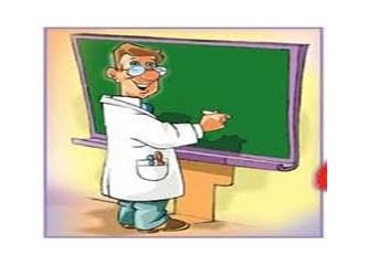 Öğretmen alımında ''alan sınavı''.