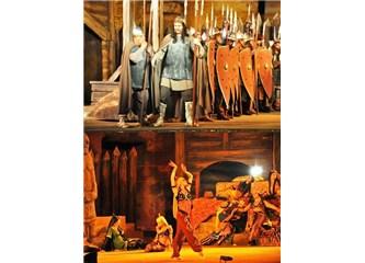 Aspendos'da ''Prens İgor'' Destanı yankılandı