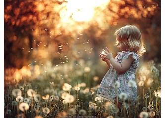 Çocuğu güneşten koruyup ateşe atmak