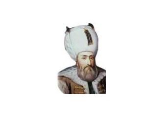 Kanuni Sultan Süleyman'ı, kanuna şikayet eden köylü!