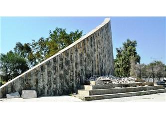 Şehitler Anıtı tünel kurbanı