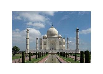 Tac Mahal Osmanlı Mimarların eseri…