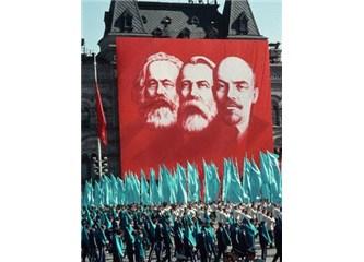 Kıyamete yakın komünistler dünya çapında komünal devlet kuracaklar...