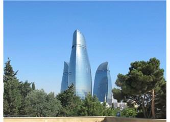 Ateşe tapanlar...  Azerbaycan - Bakü