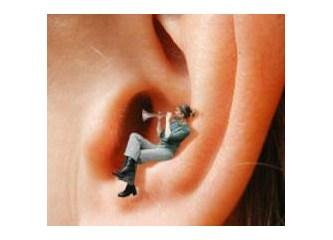 Kulak çınlaması...