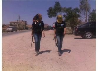 Suriyeli kürtlerden sürpriz!