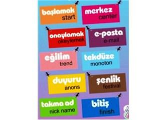 Türkçeyi düzgün konuşun