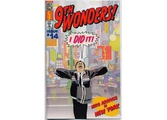 '9th Wonders!' = Proto-'Heroes': Bir öte-kurmaca çizgiroman