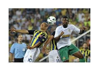 Fenerbahçe'nin Kadrosu Günümüz Futbol Mantığına Uygun Değil