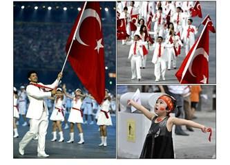 Olimpiyat Oyunlarından çıkarmamız gerekenler