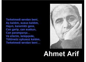Umudun ve Öfkenin Şairi: Ahmed Arif