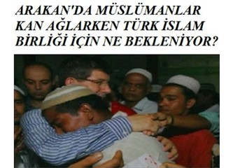 Arakan'daki Müslümanlara yapılan zulmün arkasında da derin devlet var…