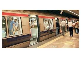 Kadıköy - Kartal metrosundaydım...