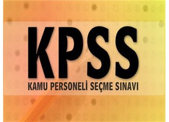KPSS sonuçları temennilere uygun